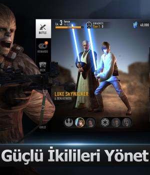 Star Wars: Force Arena Ekran Görüntüleri - 3