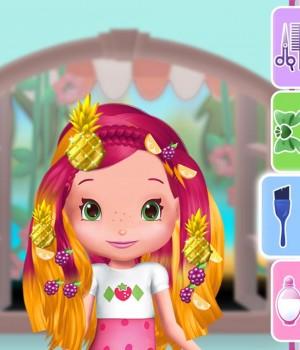 Strawberry Shortcake Holiday Hair Ekran Görüntüleri - 4