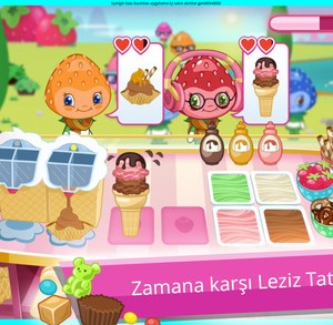 Strawberry Shortcake Ice Cream Ekran Görüntüleri - 3
