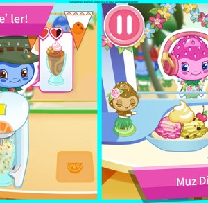 Strawberry Shortcake Ice Cream Ekran Görüntüleri - 2