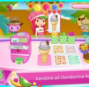 Strawberry Shortcake Ice Cream Ekran Görüntüleri - 1