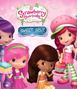 Strawberry Shortcake Sweet Shop Ekran Görüntüleri - 5