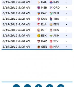 Süper Lig Ekran Görüntüleri - 1