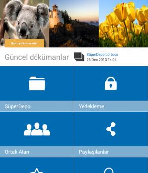 SuperDepo Ekran Görüntüleri - 3