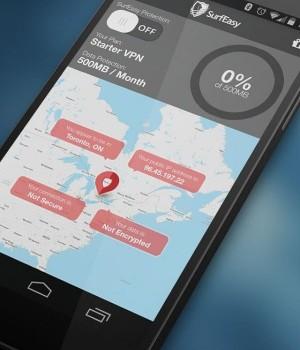 SurfEasy VPN Ekran Görüntüleri - 1
