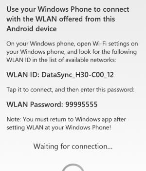 Switch to Windows Phone Ekran Görüntüleri - 3