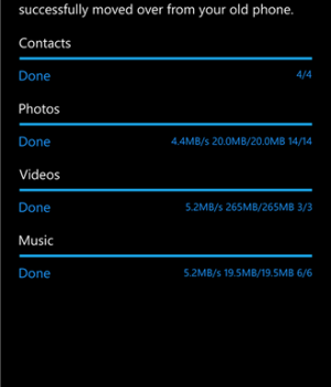 Switch to Windows Phone Ekran Görüntüleri - 1