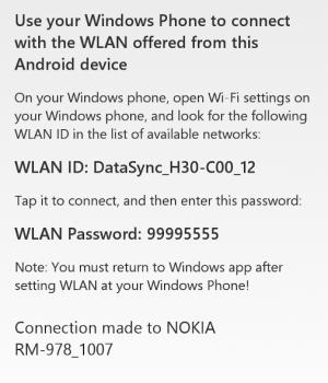 Switch to Windows Phone Ekran Görüntüleri - 2