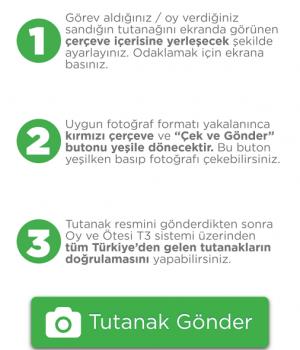 T3 Tutanak Gönder Ekran Görüntüleri - 3
