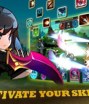 Tactics Squad: Dungeon Heroes Ekran Görüntüleri - 2