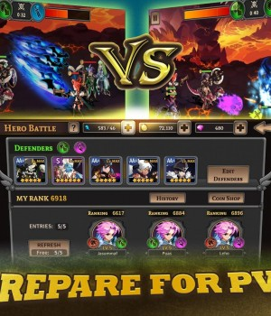 Tactics Squad: Dungeon Heroes Ekran Görüntüleri - 4