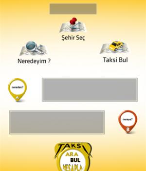 TaksiTarife Ekran Görüntüleri - 1
