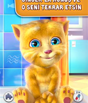 Talking Ginger Ekran Görüntüleri - 5