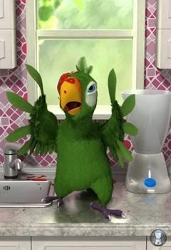 Talking Pierre the Parrot Ekran Görüntüleri - 3