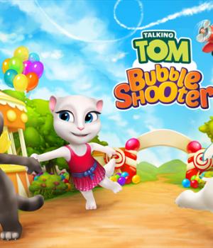 Talking Tom Bubble Shooter Ekran Görüntüleri - 5