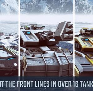 Tank Battle: War of Iron Force Ekran Görüntüleri - 4