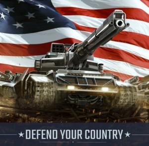 Tank Battle: War of Iron Force Ekran Görüntüleri - 1