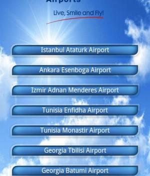 TAV Mobile Ekran Görüntüleri - 3