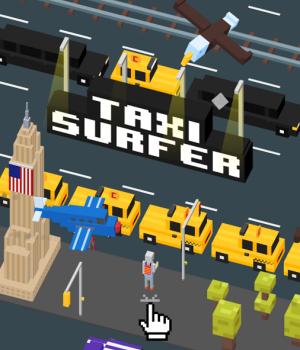 Taxi Surfer Ekran Görüntüleri - 1