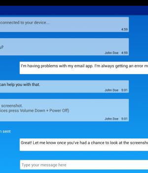 TeamViewer QuickSupport Ekran Görüntüleri - 2