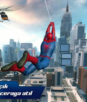 The Amazing Spider-Man 2 Ekran Görüntüleri - 2