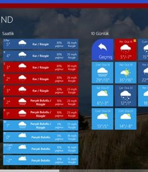 The Weather Channel Ekran Görüntüleri - 3