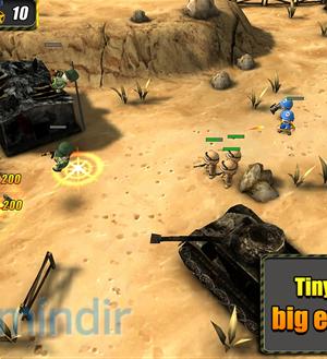 Tiny Troopers Ekran Görüntüleri - 2