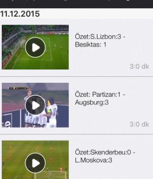 Tivibu Spor Ekran Görüntüleri - 5