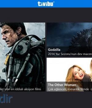 Tivibu (Windows 8) Ekran Görüntüleri - 3