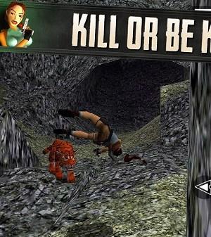 Tomb Raider 2 Ekran Görüntüleri - 5