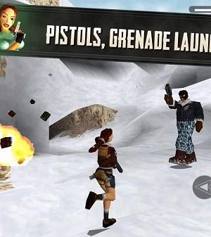 Tomb Raider 2 Ekran Görüntüleri - 2