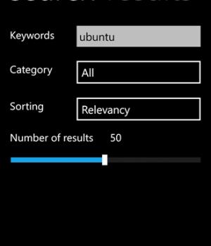 Torrent Search Ekran Görüntüleri - 2