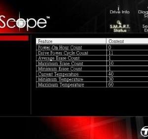 Transcend SSD Scope Ekran Görüntüleri - 3