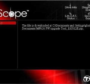 Transcend SSD Scope Ekran Görüntüleri - 4