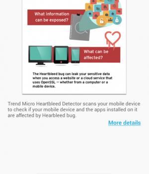 Trend Micro Heartbleed Detector Ekran Görüntüleri - 3