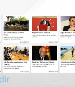 TRT Haber Ekran Görüntüleri - 3