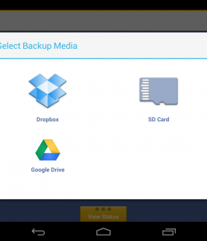 truBackup Ekran Görüntüleri - 2