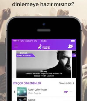 Türk Telekom Müzik Ekran Görüntüleri - 5