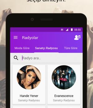 Türk Telekom Müzik Ekran Görüntüleri - 3