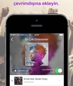 Türk Telekom Müzik Ekran Görüntüleri - 1