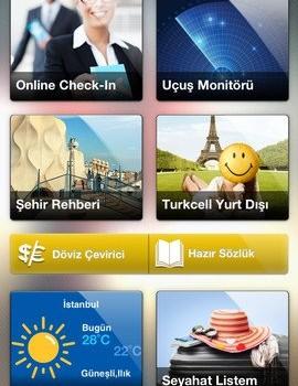 Turkcell Seyahat Ekran Görüntüleri - 4