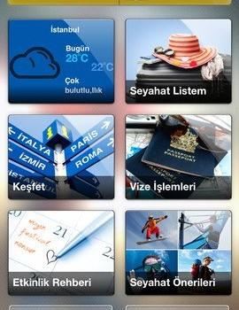 Turkcell Seyahat Ekran Görüntüleri - 3