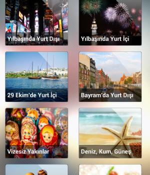 Turkcell Seyahat Ekran Görüntüleri - 1