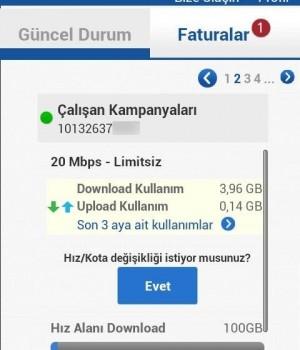 Turkcell Superonline Ekran Görüntüleri - 6