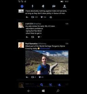Twitter Ekran Görüntüleri - 1
