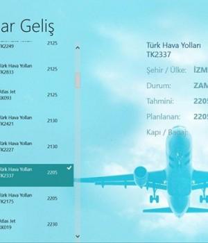 Uçuş Takip Ekran Görüntüleri - 2