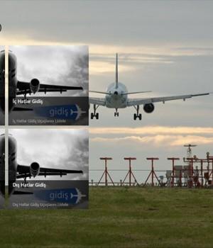 Uçuş Takip Ekran Görüntüleri - 1