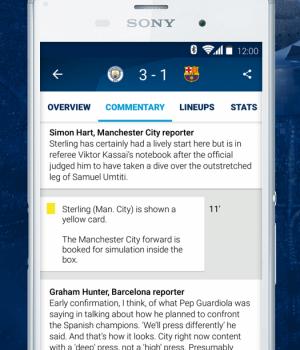 UEFA Champions League Ekran Görüntüleri - 4
