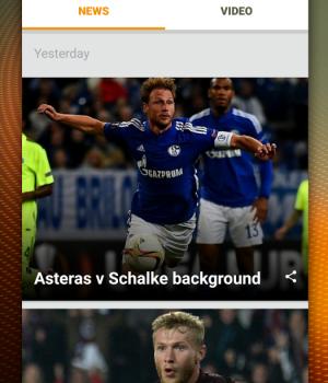UEFA Europa League Ekran Görüntüleri - 5