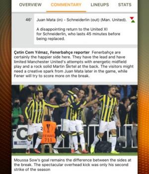 UEFA Europa League Ekran Görüntüleri - 2